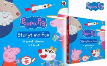 Harga Peppa Pig Storytime Fun Toddler's Book