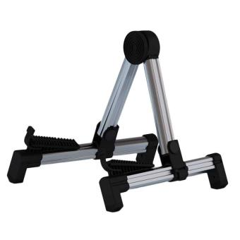 Harga Guitar Stand Universal Folding A-Frame Use for Acoustic Electric Guitars Guitar Floor Stand Holder - intl