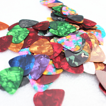 Harga Acoustic Electric Guitar Picks Plectrum Various Pick Parts Accessories - intl