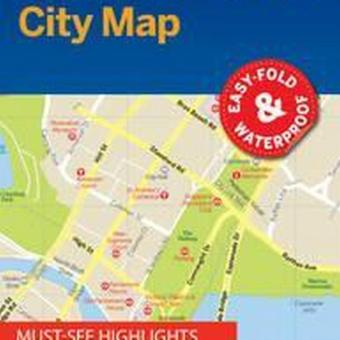 Lonely Planet Singapore City Map (Author: Lonely Planet, ISBN: 9781786575074)