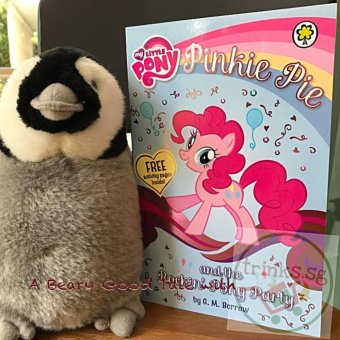 Pinkie Pie and the Rockin' Pony Party - My Little Pony Book Series