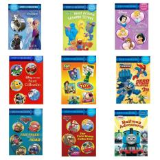 Random House Step Into Reading Stories Collections (Princesses)