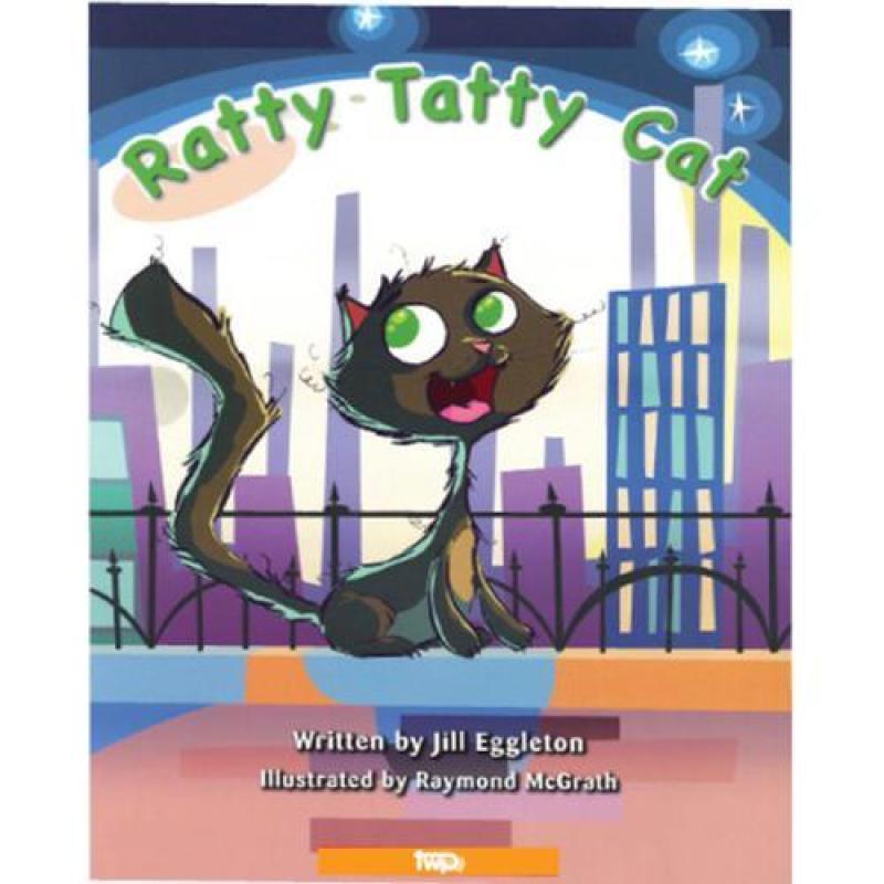 Ratty Tatty Cat Big Book 2