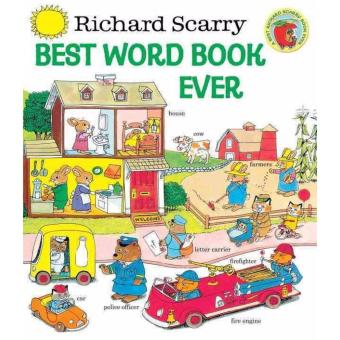 Harga Richard Scarry Best Word Book Ever Book