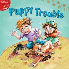 TCR360188 Puppy Trouble (K)