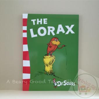 Harga The Lorax - A Dr Seuss Book (Yellow Back Book)