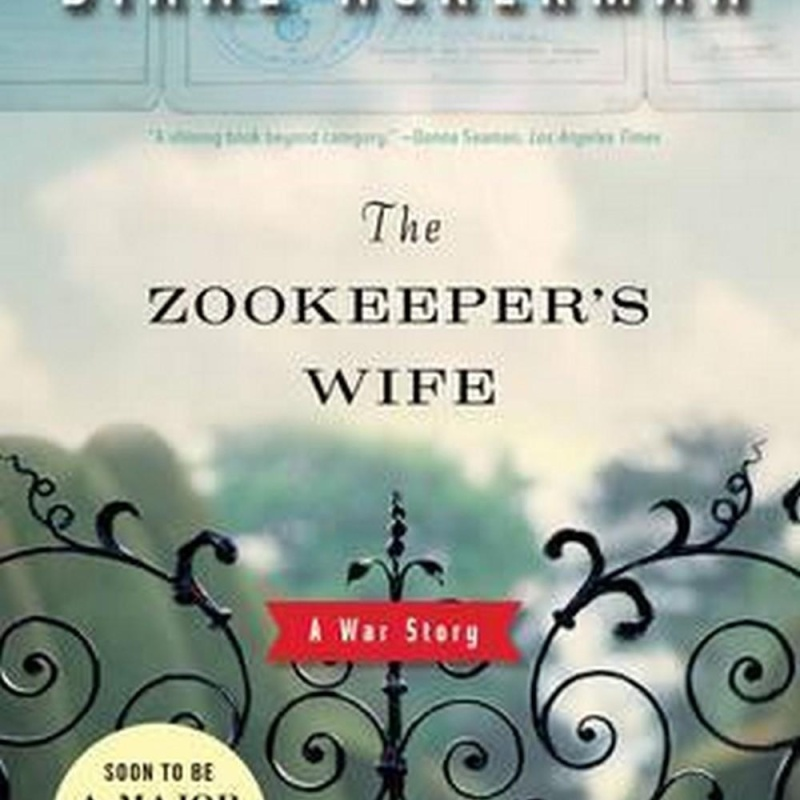 The Zookeeper's Wife (Author: Diane Ackerman, ISBN: 9780393333060)