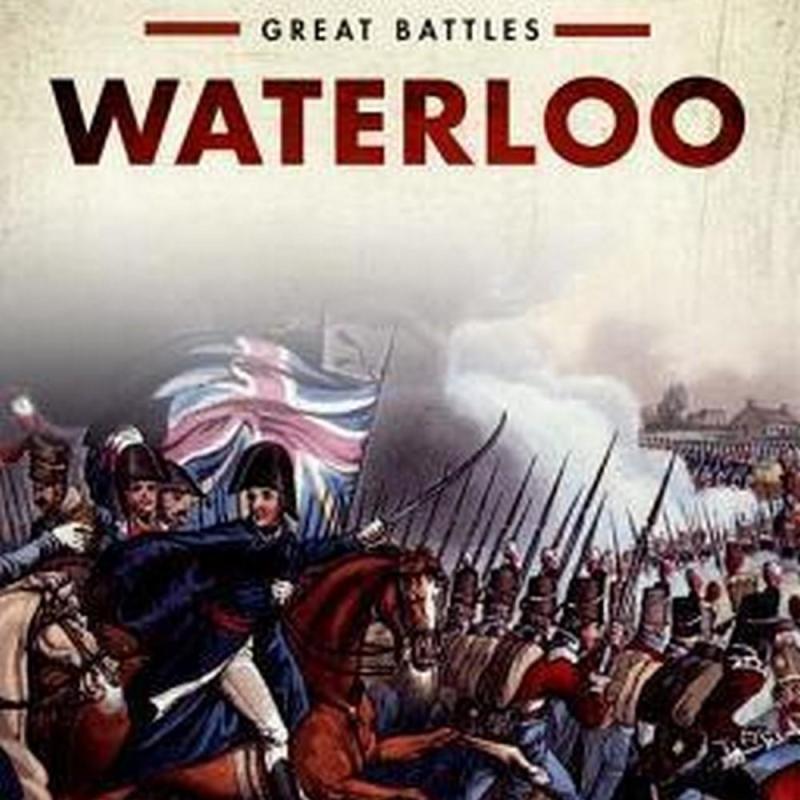 Waterloo (Author: University of York) Alan (Emeritus Professor of Modern History Forrest, ISBN: 9780199663255)