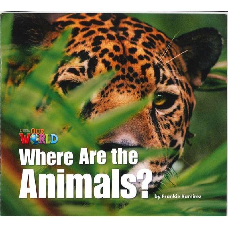Where Are The Animals Big Book