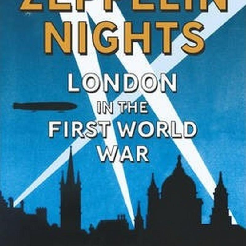Zeppelin Nights (Author: Jerry White, ISBN: 9780099556046)