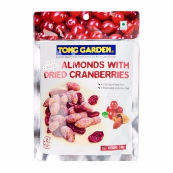 Almonds with Dried Cranberries 140g