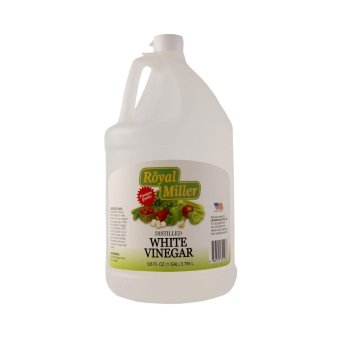Harga [Carton Deal]Distilled White Vinegar - Royal Miller 4x1gal