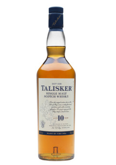 Harga Talisker 10 Years Single Malt Whisky 70cl