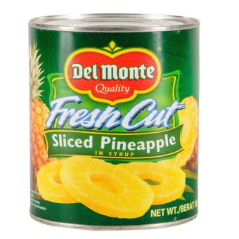 Harga Del Monte Pineapple Sliced 567g(20oz)