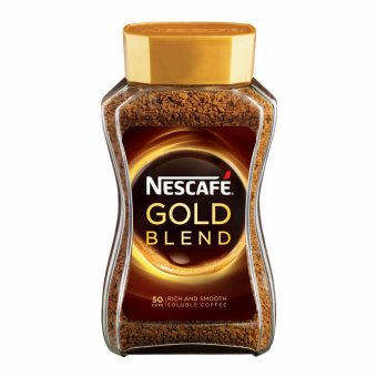 Harga NESCAFÉ® GOLD BLEND Instant Soluble Coffee 100g