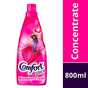 Harga Comfort Concentrates Ultra Blossom Fresh Fabric Softener 800ml