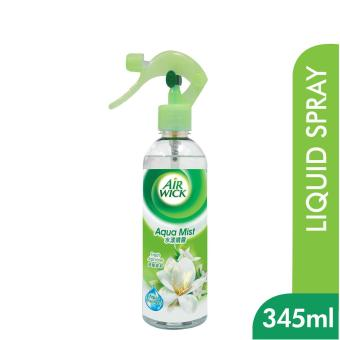 Harga Air Wick Fresh Jasmine Aqua Mist - 1 X 345 ML
