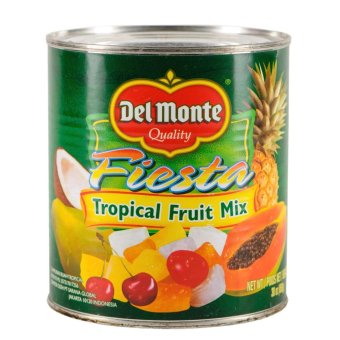Harga Del Monte Fiesta Tropical Fruit Mix 850g