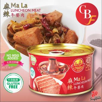 Harga Golden Bridge Ma La Luncheon Meat
