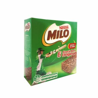 Harga MILO® Energy Snack Bar Original 126g
