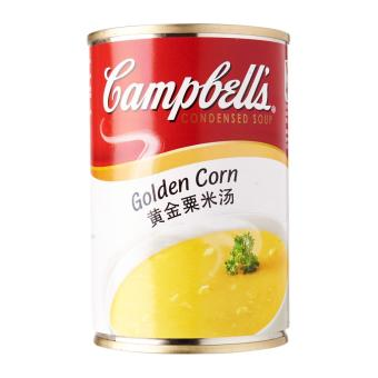 Harga Campbell's Golden Corn Condensed Soup - 1 X 310 G
