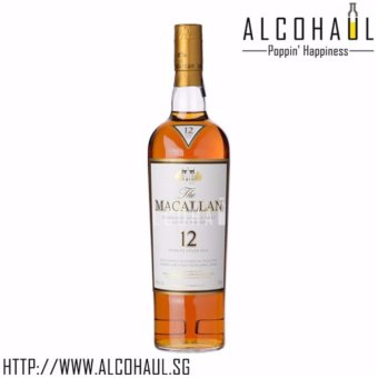 Harga Macallan 12 years Sherry Oak 70cl