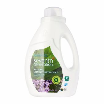 Harga Seventh Generation Blue Eucalyptus And Lavender 2X Ultra Concentrate Laundry Detergent