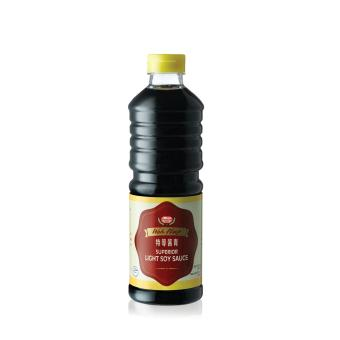 Harga Superior Light Soy Sauce - 640ml Woh Hup