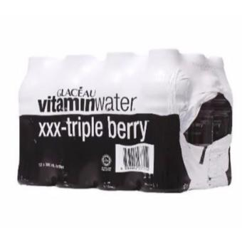 Harga Glaceau XXX Acai-Blueberry-Pomegranate Vitamin Water - Case