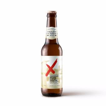 Harga Crossroads Endless Summer Ale 24x330ml