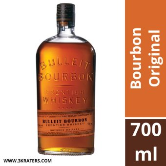 Harga Bulleit Bourbon Frontier Whiskey 700ml