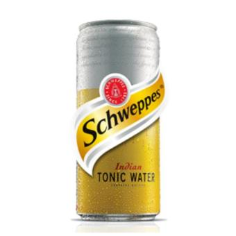 Harga SCHWEPPES TONIC WATER(24 CANS X 330ML)