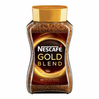Harga NESCAFÉ® GOLD BLEND Instant Soluble Coffee 200g