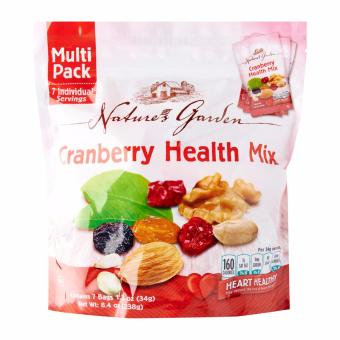 Harga Nature's Garden Multipack Cranberry Health Mix