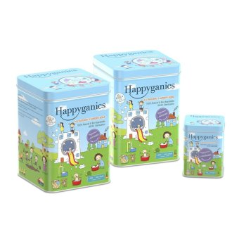 Harga Happyganics All Natural Laundry Detergent 1.5kg (Lavender x 2) and 150g (Lavender x 1)