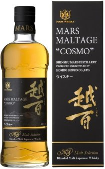 Harga Mars Maltage Cosmo Japanese Whisky