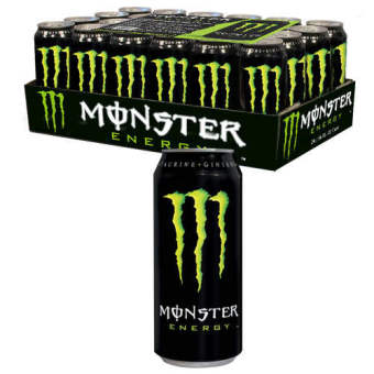Harga Monster Energy Drink - 473mL x 24 cans