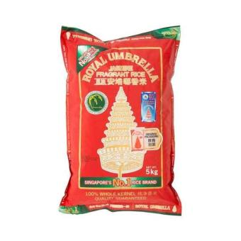 Harga Royal Umbrella Fragrant Rice 5kg