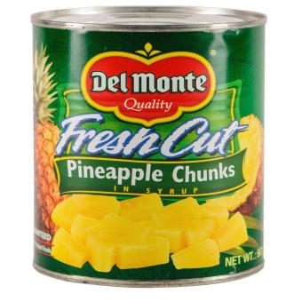 Harga Del Monte Pineapple Chunks 567g(20oz)