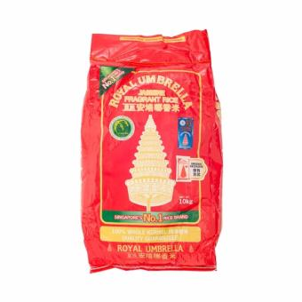Harga Royal Umbrella Fragrant Rice 10kg