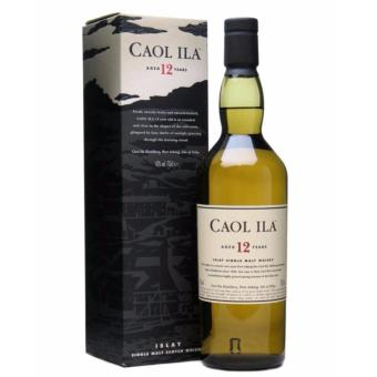 Harga Caol Ila 12 Year Old Scotch Whisky 700ml