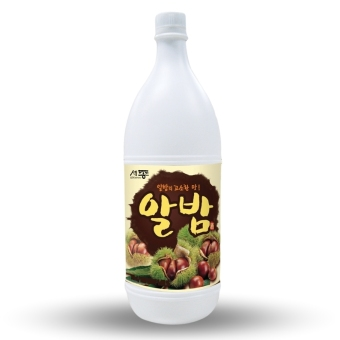Harga Sejong Chestnut Makgeolli Korean Chestnut Rice Wine