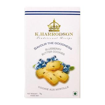 Harga K. Harrodson Blueberry And Almond Butter Cookies