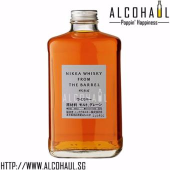 Harga Nikka Whisky From The Barrel 500ml