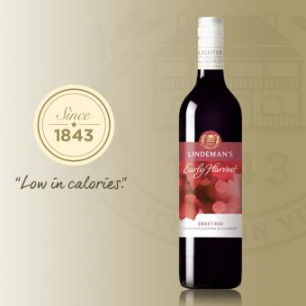 Harga Lindeman's Early Harvest Sweet Red (750ml)