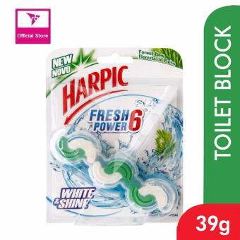 Harga Harpic Fresh Power 6 Wave 39g Forest Dew