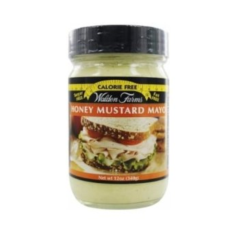 Harga Walden Farms Honey Mustard Mayo 12oz