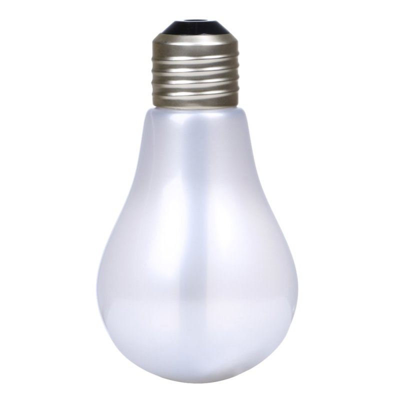 400ml Clean Type Of Colorful Light Bulb Humidifier DC 5V - intl Singapore