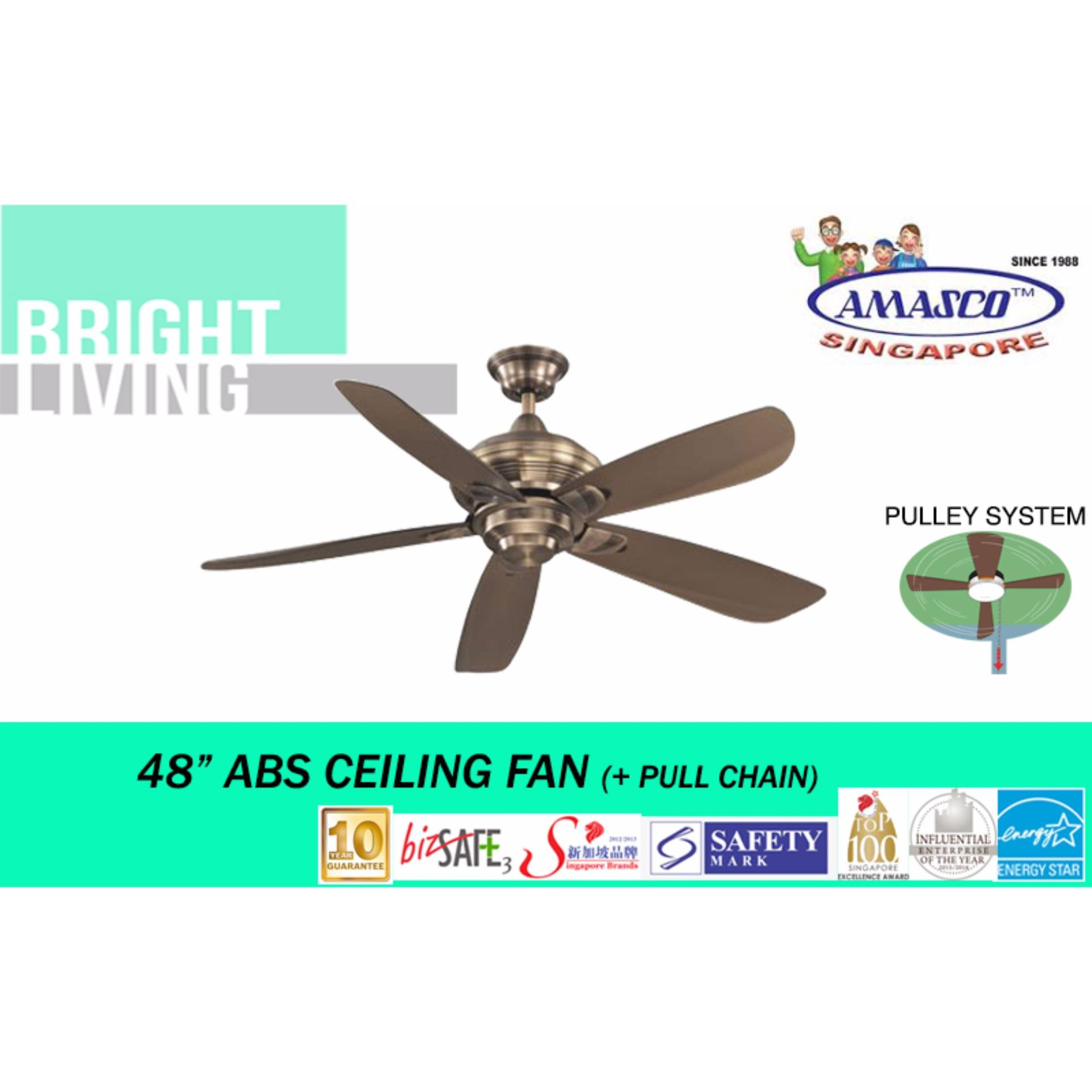 Airwolf 48 ceiling fan with pull chain only singapore amasco airwolf 48 ceiling fan with pull chain only singapore aloadofball Gallery