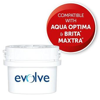 Aqua Optima-Brita Evolve 6 month pack, 6 x 30 day water filters